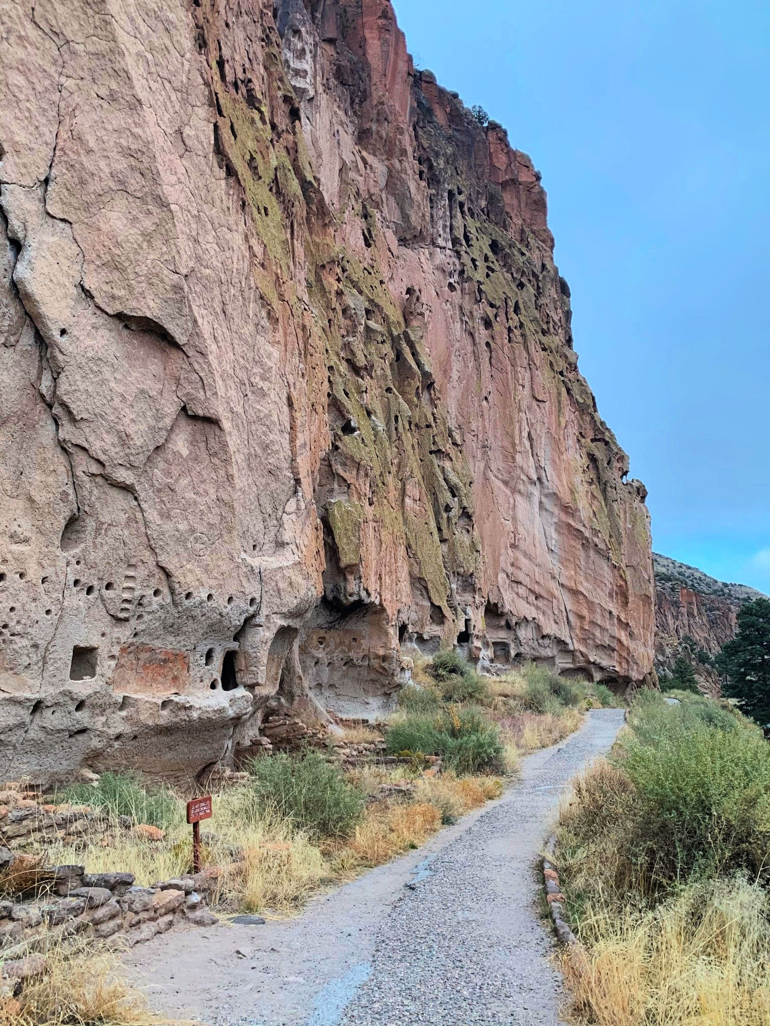 Favorite US National Parks - Bandelier National Monument