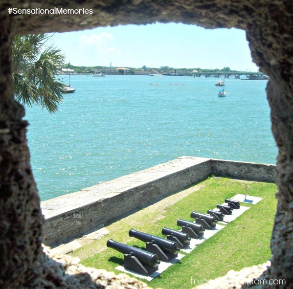 Favorite US National Parks - Castillo de San Marcos National Monument