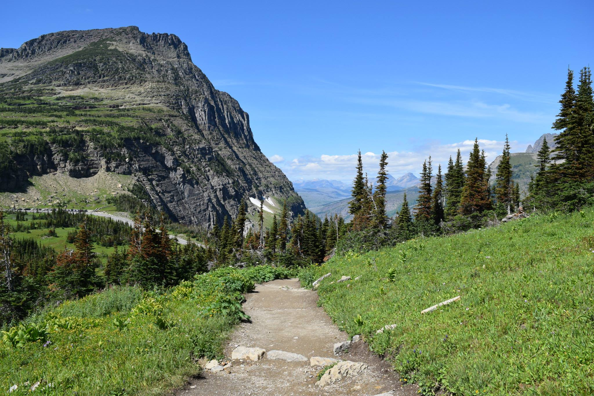 Favorite US National Parks - Glacier National Park
