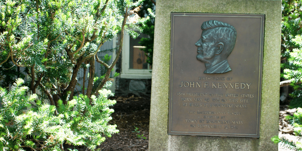Favorite US National Parks - John Fitzgerald Kennedy National Historic Site