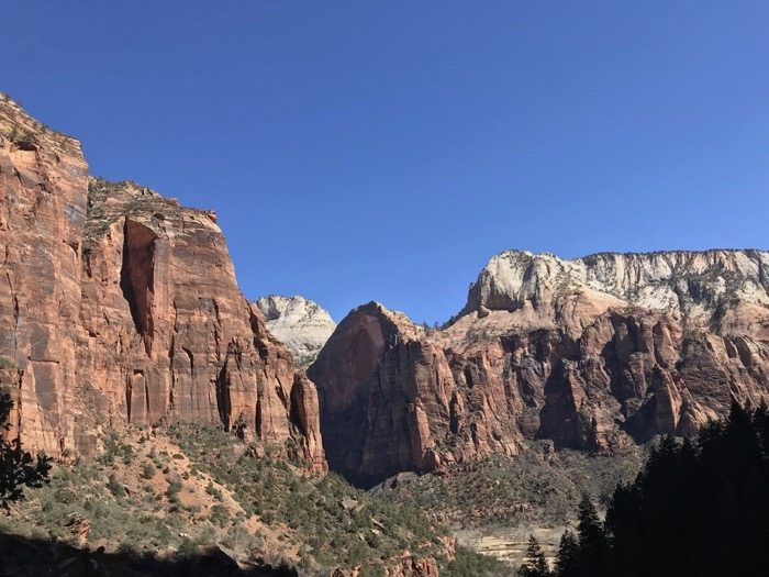 Favorite US National Parks - Zion National Park
