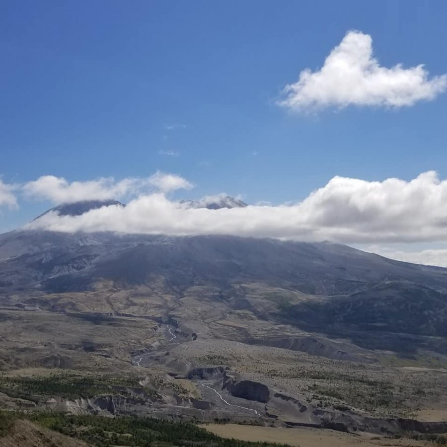 Favorite US National Parks - Mount St. Helens Volcanic National Monument